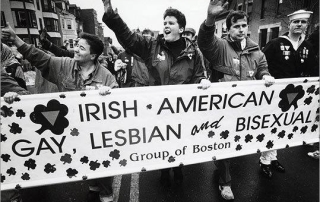 Irish american gay lesbian and bisexual group of boston