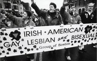 Irish american gay lesbian and bisexual group of boston